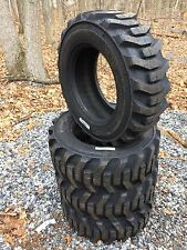 4 NEW Galaxy XD2010 10-16.5 Skid Steer Tires for Bobcat & others-10X16.5 -10 PLY