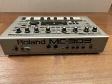 MC-303 Roland Groove box Sequencer Drum Machine Sound monster rhythm sequencer