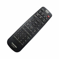 Used Original TOSHIBA 79078066X SD1700 SD1700U SD1750 SD1800 DVD Remote Control