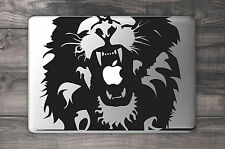 """Lion Roar vinyl decal sticker pour Apple MacBook Air / Pro Ordinateur Portable 13 """""""
