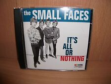 731455004724-The Small Faces..It's All Or Nothing..1993..CD VG..Compilation..