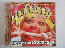 THE BONOBOPHONIC SOUNDS OF DARE DARE DEVIL : HOKA HOKA - CD PORT GRATUIT