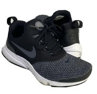 Nike Presto Fly SE Running Sneakers Shoes Black/White AA3060-001 GS Youth Sz 5