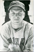 Old Baseball Photo Postcard Einor Sorenson
