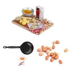 1/12 Skaladollhouse Miniature Küche Esszimmer Küche Lebensmittelgeschäft