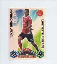 Match Attax 2010/11 Bundesliga Limitierte Auflage LA16 Gündogan siehe scann #120