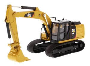Caterpillar CAT 320F L Hydraulic Excavator 1/64 By DieCast Masters 85606 Metal