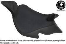 BLACK VINYL CUSTOM FITS BENELLI 1130 TNT 04-15 FRONT SEAT COVER