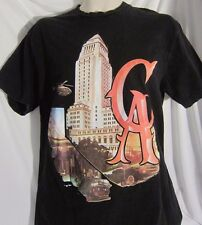 JOKER Brand Tee California State Graphics Art Men's T-Shirt Tee size L
