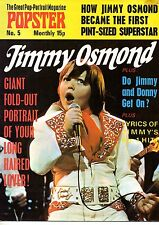 Jimmy Osmond Popster Magazine No. 5