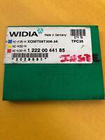 WIDIA XOMT-09T306-34 TPC35 8 NEW Carbide Inserts