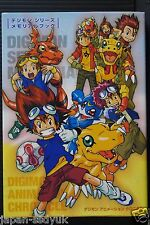 "JAPAN Digimon Series Memorial Book ""Digimon Animation Chronicle"""
