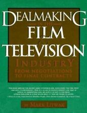 Dealmaking in the Film & Television Industry: From Negotiations to Final