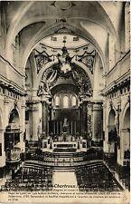 CPA LYON St Bruno-les-Chartreux Interiur de l'Eglise (461330)