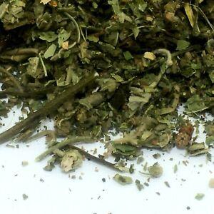 Mugwort & Marshmallow Leaf 30g ORGANIC Althea loose Herb Infusion Tea Smoking