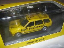 1:43 Opel Kadett D Caravan ADAC 1979 Minichamps 400044190 OVP New