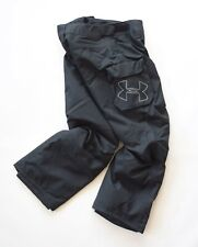 Under Armour Boy's Black ColdGear Infrared Chutes Insulated Pants - Xs