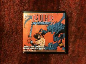 Pulp Mythology : Radio Archives Unabridged Audiobook
