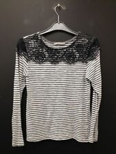 Atmosphere Lace Crew Neck Tops & Shirts for Women