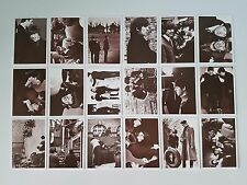"""1964 Beatles Movie """"A Hard Day's Night"""" Complete Card Set Replica"""