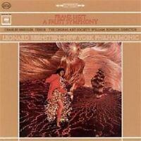 """LEONARD BERNSTEIN """"A FAUST SYMPHONY"""" CD NEUWARE"""
