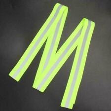 "5m 50Mm Florescent Reflective Safety Warning Tape Marking Film Sticker Green 2"""