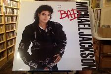 Michael Jackson Bad LP sealed vinyl RE reissue gatefold