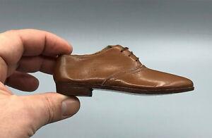 Antique Brown Mans Shoe Salesmans Sample Piece