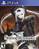 Shining Resonance Refrain for PlayStation 4 [New PS4]