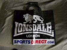 SAC CABAS SHOPPING SPORTS DIRECT.COM / LONSDALE LONDON