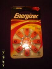 Energizer Long Tab Hearing Aid Batteries Model Az13Dp-8 Batteries 29 hour longer
