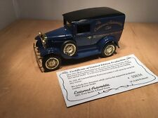 THE EASTWOOD AUTOMOBILIA CLUB 1931 MODEL A FORD TRUCK DIECAST BANK by LIBERTY