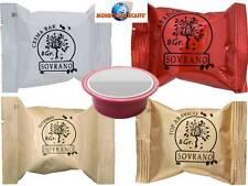 200 cialde capsule caffè SOVRANO a scelta compatibili sistema LAVAZZA A MODO MIO