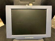 Siemens Acuson Cypress Portable Ultrasound Machine Rev 20 Monitor