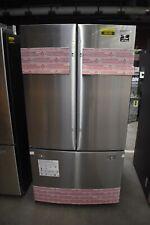 "Samsung RF260BEAESR 36"" Stainless French Door Refrigerator NOB #48240 HRT"