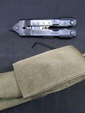Gerber USA MP600 Multi-Tool Multi-Plier Black Oxide, New Condition w/ Sheath
