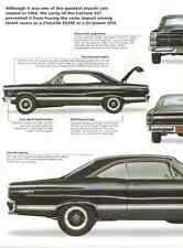 1967 Ford Fairlane 427 Article - Must See !!