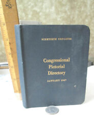 CONGRESSIONAL PICTORIAL DIRECTORY,January 1967,Illust