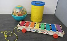 Lot jouets premier âge vintage fisher price  161004J3