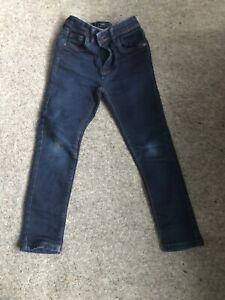 Next Skinny Jeans Age 5 Dark Indigo