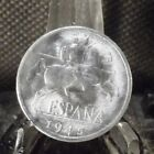 CIRCULATED 1945 DIEZ CENTAVOS SPANISH COIN (72218)1....FREE SHIPPING!!!!!