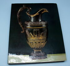 "Soviet book ""Russian Silver wares 17-20 century in State Hermitage collection"""