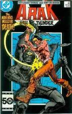 Arak, Son of Thunder # 44 (USA,1985)