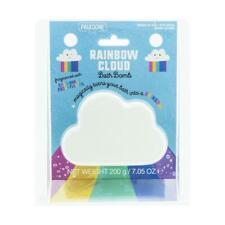 Cloud Rainbow Bath Bomb Water Colouring Changing Chamomile Bath Fizzer