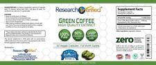 La ricerca verfied caffè verde estratto di alta qualità