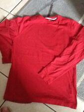 T-shirt Rouge 9-10 Ans