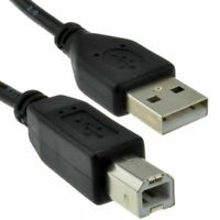 0.3m USB2.0 A type Male to USB B Type Male USB-B Printer Scanner Hard Disk cable