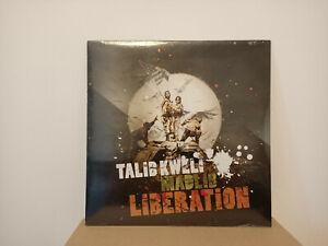 Banksy Lp cover street art Talib Kweli & Madlib LIBERATION Sealed Neuf