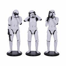 Star Wars 3 Wise Stormtroopers 14cm Figurines