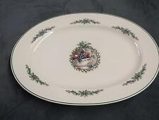 Vintage oval Pfatlzgraff platter plate dishes home kitchen serving food dinner